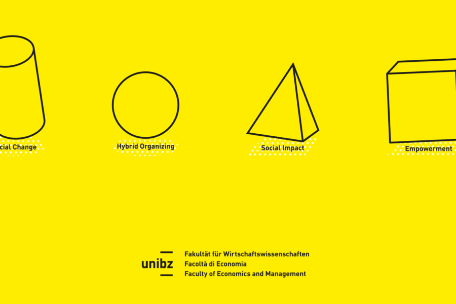 Social Entrepreneurship Conference – Free University of Bolzano