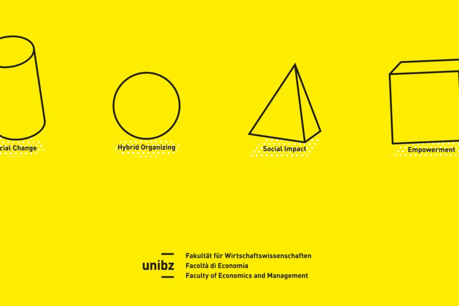 Social Entrepreneurship Conference – Free University of Bolzano
