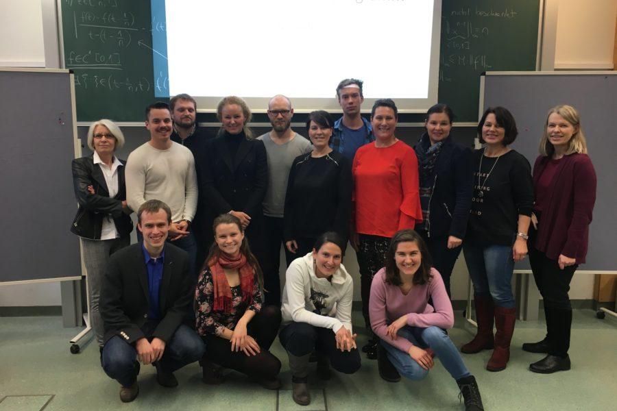 SIAA Lab Training program started in Carinzia!